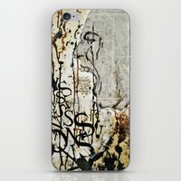 Actions Vs Words iPhone & iPod Skin