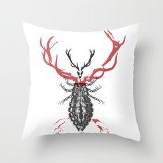 Hannibal's Totem Throw Pillow