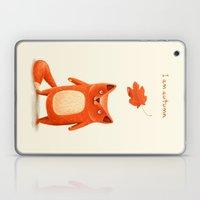 I am autumn (2) Laptop & iPad Skin