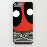 ChibizPop: Empire Rules! iPhone 6 Slim Case