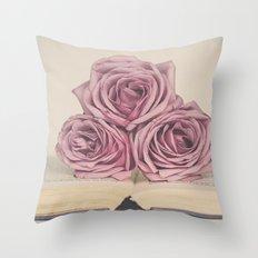 Storybook Love Throw Pillow