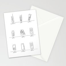 Evolution of Mobile Device Stationery Cards