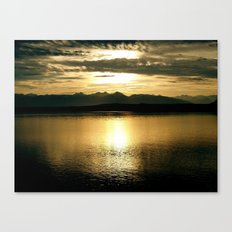 In that Moment, We were Infinite Canvas Print
