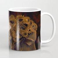 Clockwork Crown Mug