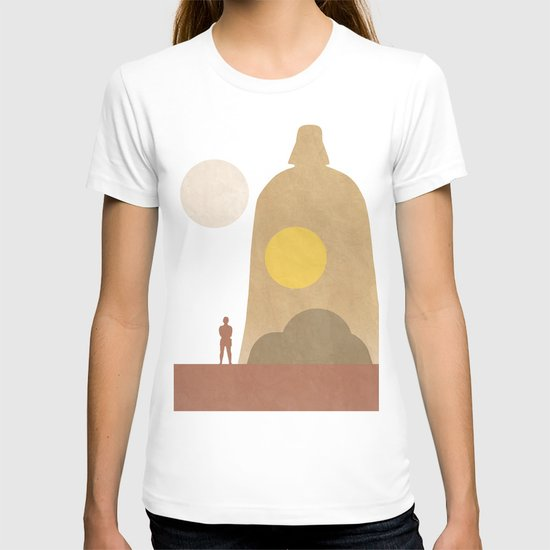 A New Hope Movie Poster T-shirt