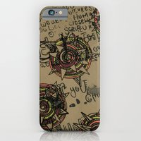 quotes iPhone & iPod Cases featuring Quotes by Aubree Eisenwinter