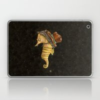 Time Travels With Us Laptop & iPad Skin
