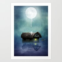 One Thing After Another Art Print
