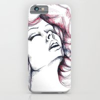 iPhone & iPod Case featuring Passion by Luciana Perrina