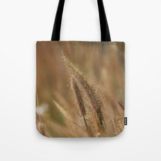 I love Grass. Tote Bag