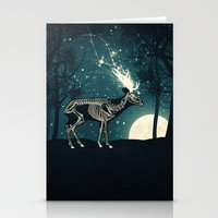 The Forest Of The Lost S… Stationery Cards