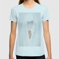 Daydreams Womens Fitted Tee Light Blue SMALL