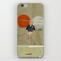 Jukebox Hero | Collage iPhone & iPod Skin