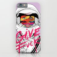 Give a Fuck iPhone 6 Slim Case