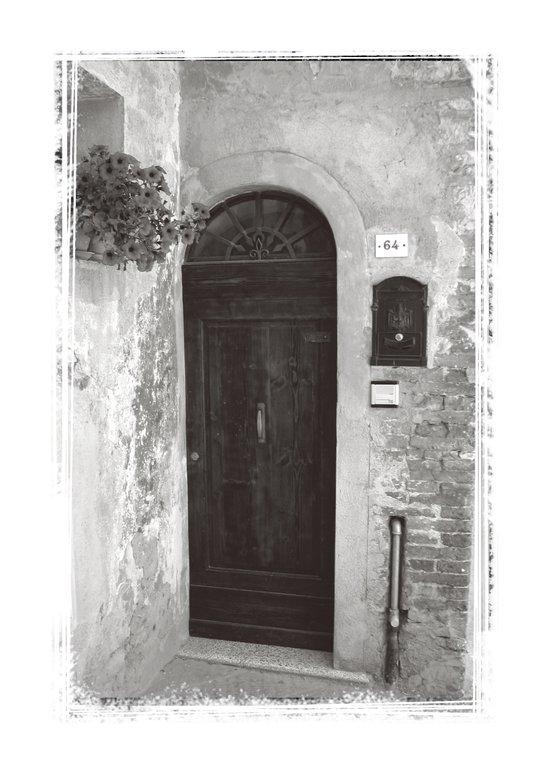 Rome Door 2 Art Print
