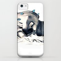iPhone 5c Cases featuring Bodysnatchers  by KatePowellArt