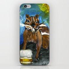 Get it together, Carl iPhone & iPod Skin