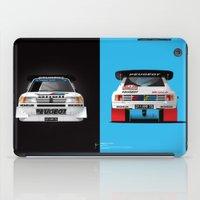 Group B Edition, N.º1, … iPad Case