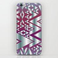 Metal Beat iPhone & iPod Skin