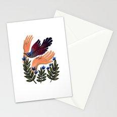 Free Bird Stationery Cards