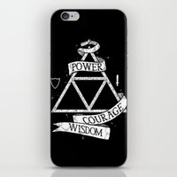 The Legend of Zelda - Triforce iPhone & iPod Skin