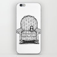 Big Chair iPhone & iPod Skin