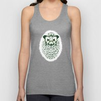 Hedgehog Unisex Tank Top
