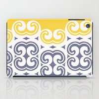 Modern Filigree  iPad Case