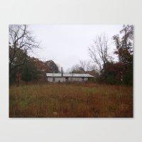 houseghost 614 Canvas Print