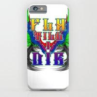 Fly Till I Die iPhone 6 Slim Case