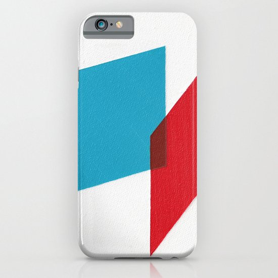 Anaglyph iPhone & iPod Case