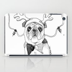 Jingle Pug iPad Case