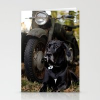 Aging Stationery Cards