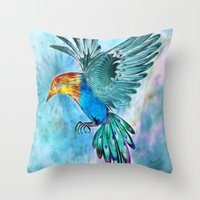 Eternal Spirit Throw Pillow