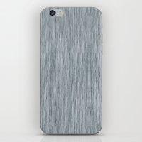 Steel iPhone & iPod Skin