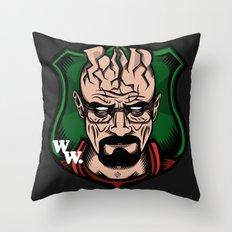 WW. Throw Pillow