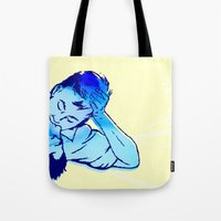 Yes I love--I mean I'd love to get to know you Tote Bag