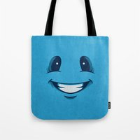 Happy Happy Tote Bag