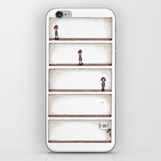 WHAT ARE YOU LOOKING AT? iPhone & iPod Skin