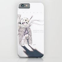 iPhone & iPod Case featuring Lostboy by J U M P S I C K ▼▲