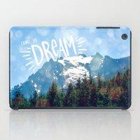 Living the Dream iPad Case