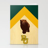 Baylor University - BU L… Stationery Cards