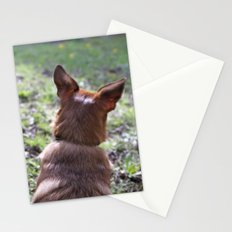 oh, the ears! Stationery Cards