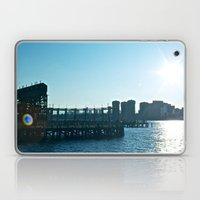 Long Island Sunset Laptop & iPad Skin