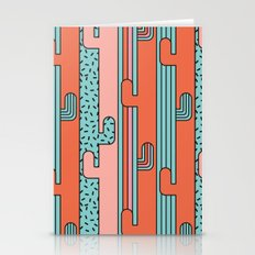EL CACTO (PRINT) Stationery Cards