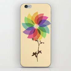 The windmill in my mind iPhone & iPod Skin
