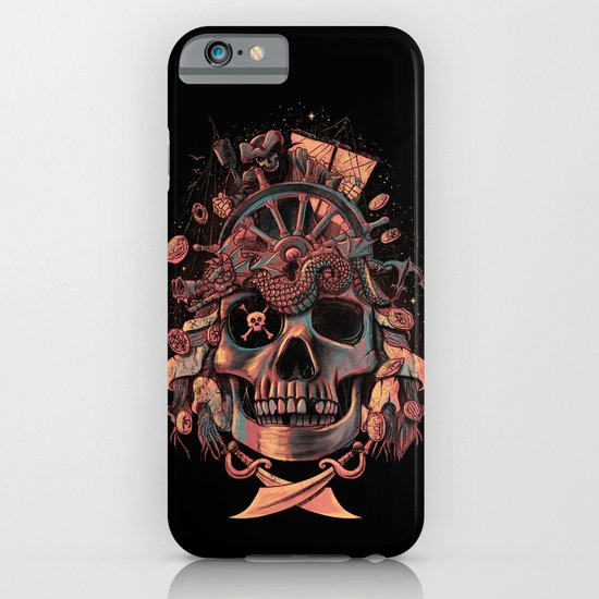 Dead Pirate's Gold iPhone & iPod Case