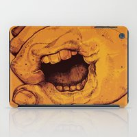 Don't Talk With Your Hands iPad Case