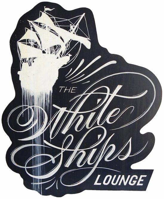 """The White Ships Lounge"" Art Print"