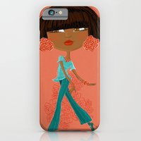 iPhone & iPod Case featuring Diva by Alyssa Bermudez